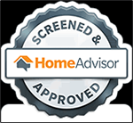 Pave Masters, LLC is a Screened & Approved HomeAdvisor Pro
